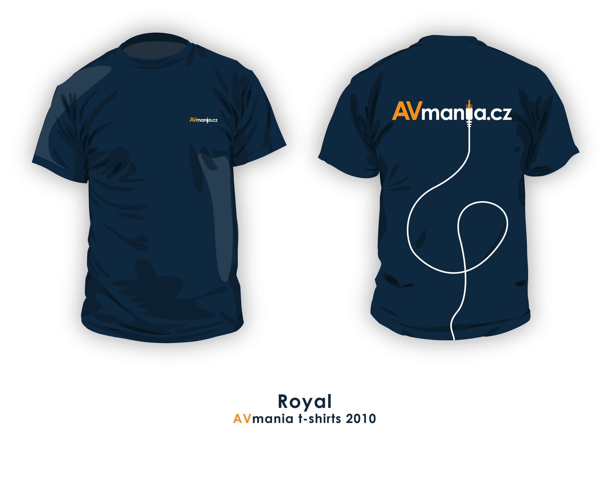 8c8c101d0dac Trička Avmanie (solved) - AVmania.cz